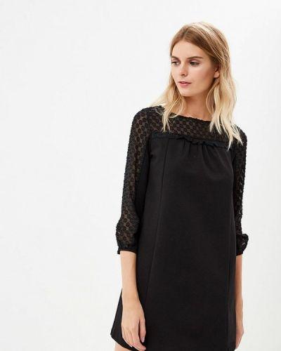 Платье прямое осеннее Met