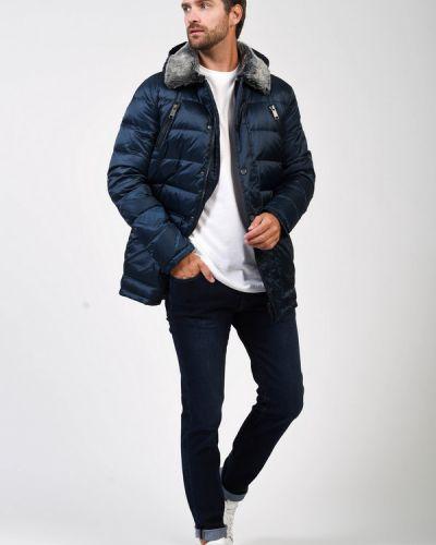 Нейлоновая куртка с перьями Pezzo