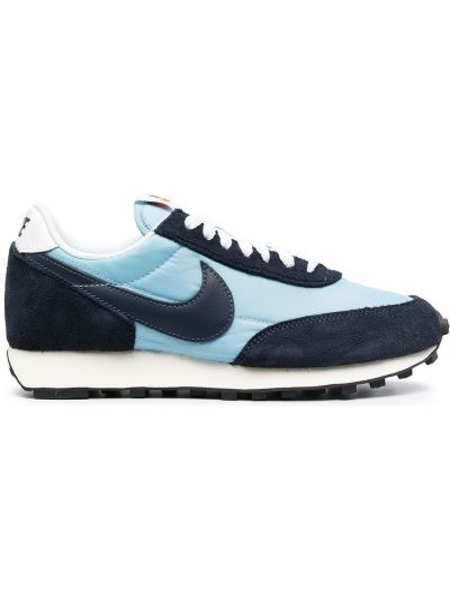 Niebieski koronkowa top zasznurować Nike