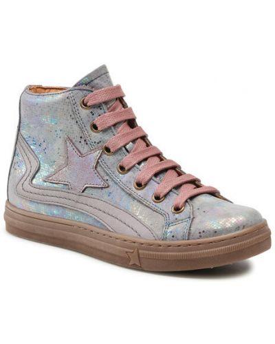 Szare sneakersy Froddo