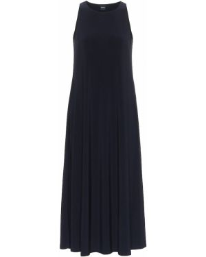 Платье мини миди с рукавами Max Mara