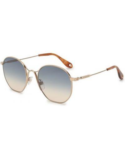 Солнцезащитные очки металлические Givenchy