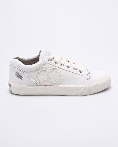 Кеды белые теннисные Soccx