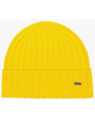 Желтая шапка Tom Tailor