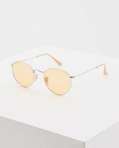Солнцезащитные очки 2019 круглые Ray-ban