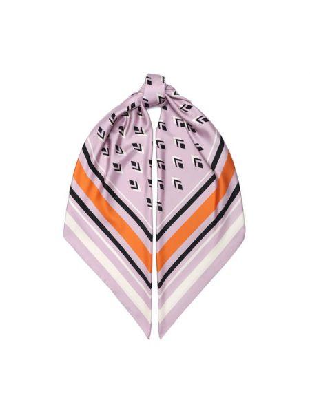 Шелковая шаль Valentino