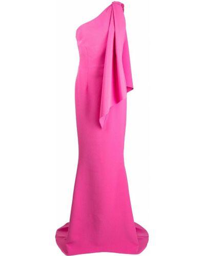 Różowa sukienka Safiyaa
