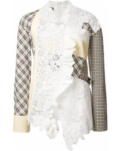 Блузка белая Les Animaux