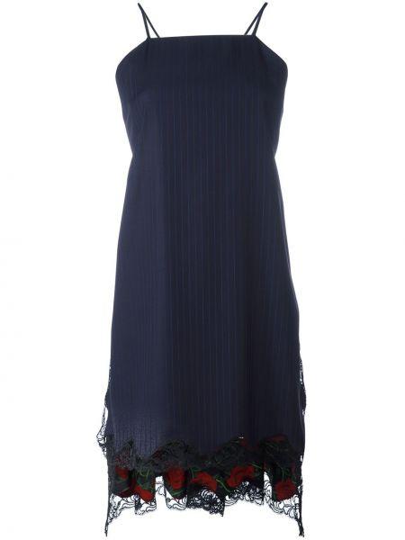 Платье на бретелях шелковое Alexander Wang