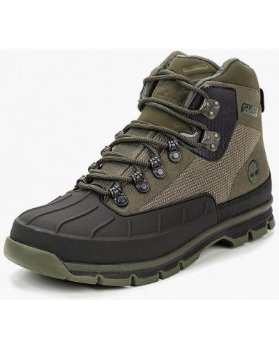 Треккинговые ботинки осенние Timberland