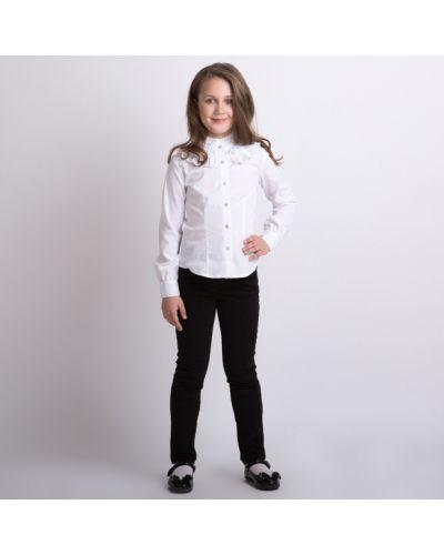 Блуза с оборками на пуговицах Playtoday Tween