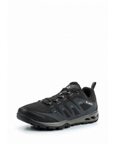 Черные кроссовки Columbia