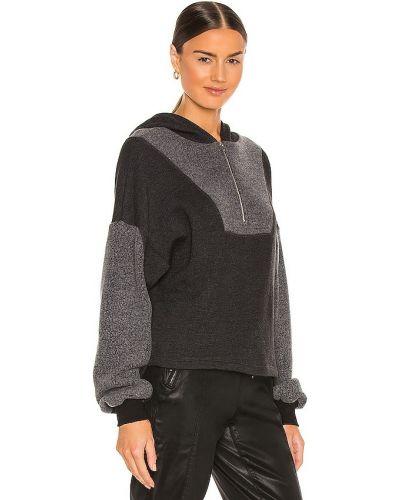 Bawełna bawełna pulower z kapturem Year Of Ours