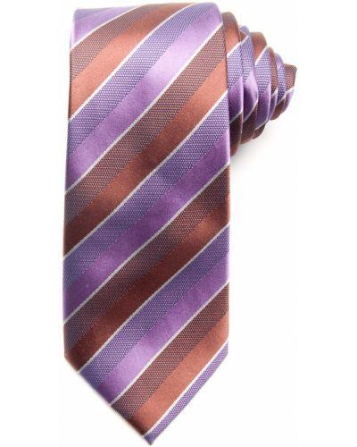 Галстук фиолетовый итальянский Ken Scott