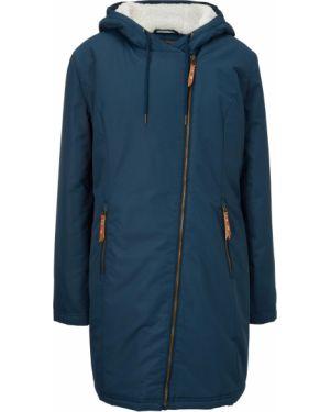 Куртка плюшевая с подкладкой Bonprix