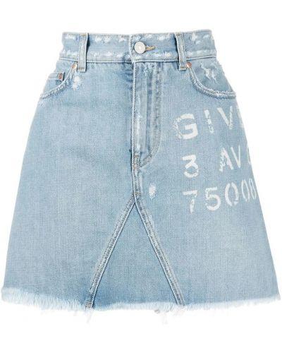 Spódnica bawełniana Givenchy
