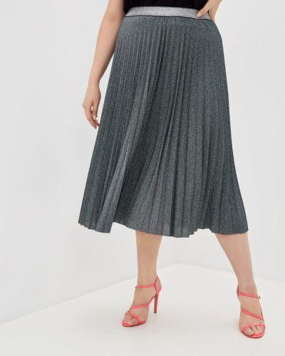 Серая юбка осенняя Persona By Marina Rinaldi