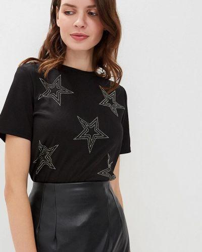 Черная футболка 2019 Befree