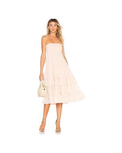 Платье ажурное двубортное Amanda Bond