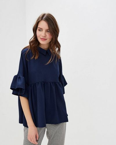 Блузка с рюшами осенняя Tutto Bene