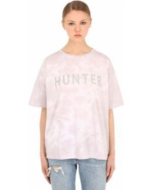Prążkowany t-shirt bawełniany Siberia Hills