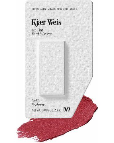 Bezpłatne cięcie bujny tint do ust Kjaer Weis