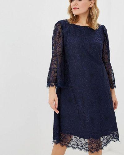 Вечернее платье - синее Kr