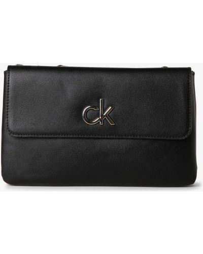 Czarna kopertówka Calvin Klein