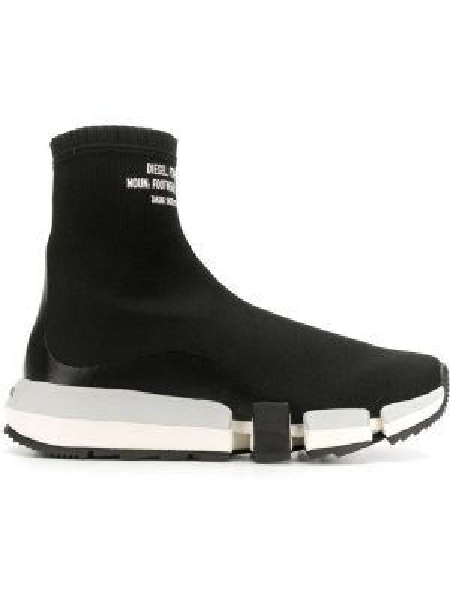 Черные носки Diesel