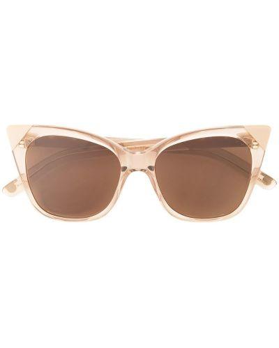 Муслиновые розовые солнцезащитные очки Pared Eyewear