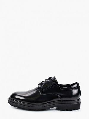 Черные туфли осенние Vitacci