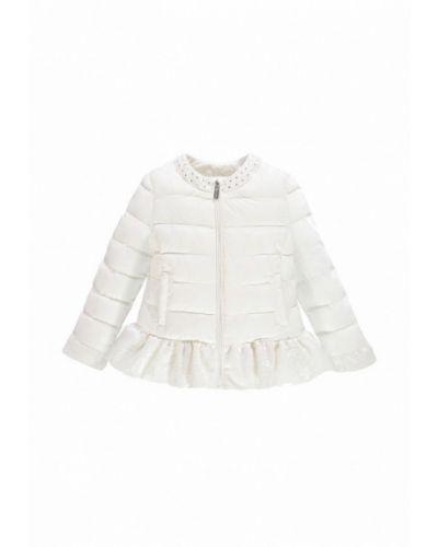 Белая куртка Brums
