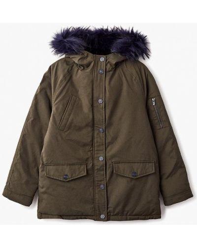 Куртка зеленый хаки Kenzo