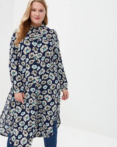 Повседневное платье весеннее синее Studio Untold