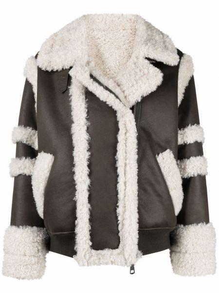 Длинная куртка - белая Urbancode