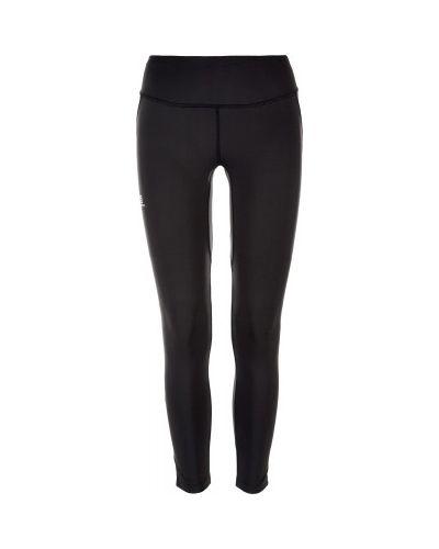 Черные облегающие брюки Salomon