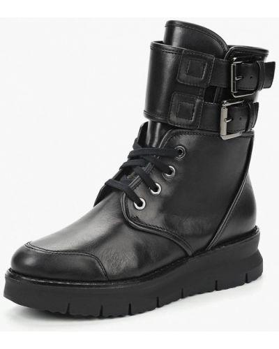 Кожаные ботинки осенние Geox
