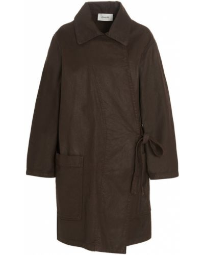 Płaszcz - brązowy Lemaire
