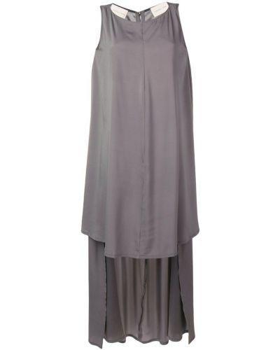 Свободное платье Sartorial Monk