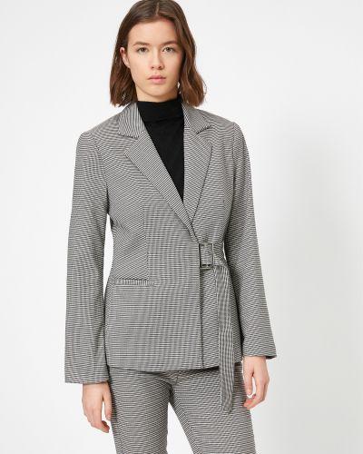 Черный турецкий пиджак Koton