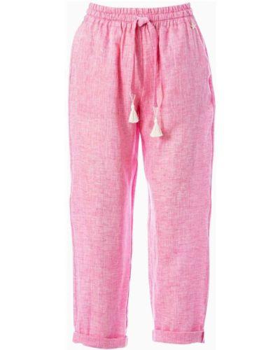 Różowe spodnie Souvenir
