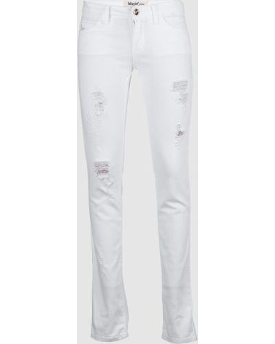 Белые джинсы Blugirl