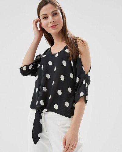 Черная блузка Adl