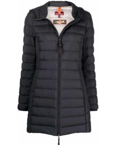 Куртка с капюшоном - черная Parajumpers