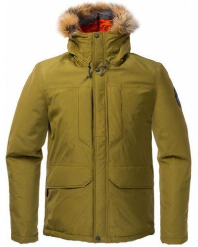 Утепленная куртка городская тонкая Red Fox