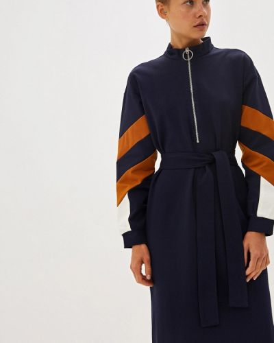 Платье платье-толстовка осеннее Baon