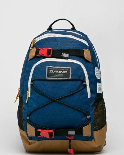 Синий рюкзак с отделениями Dakine