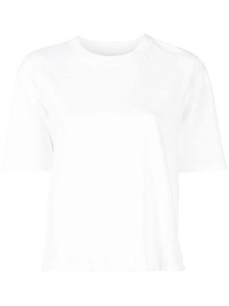 Рубашка с коротким рукавом белая скромный Rta
