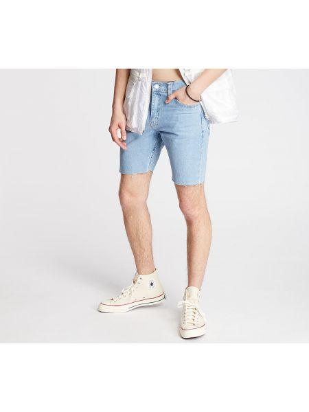 Niebieskie jeansy Footshop