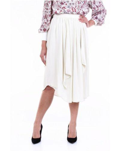 Biała spódnica Isabel Marant